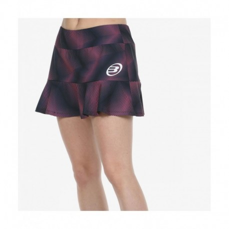 SHORT BULLPADEL CALIAR NEGRO